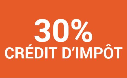 30% de crédit d'impot - DistriTech