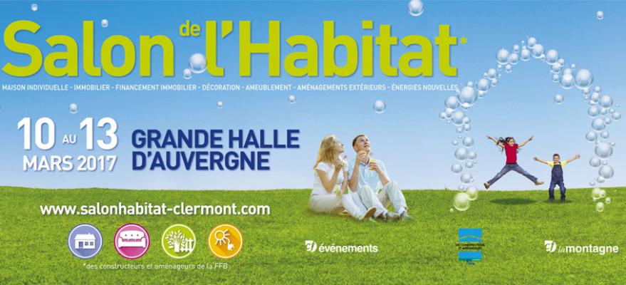 SALON DE L HABITAT CLERMONT-FERRAND