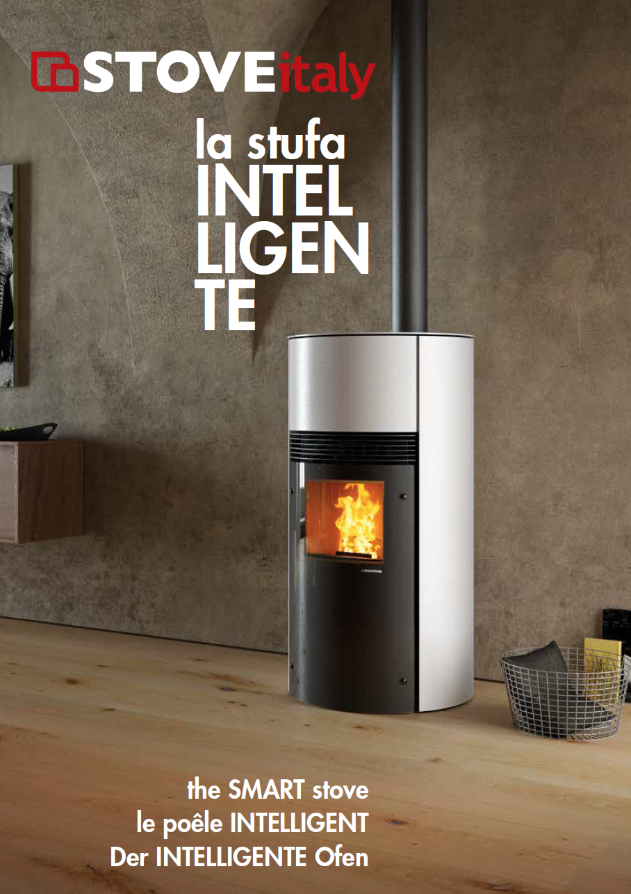 Catalogue - Stove Italy 2017